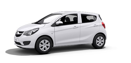 Opel karl private lease aanbieding