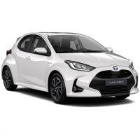 Toyota Yaris Hybrid Dynamic