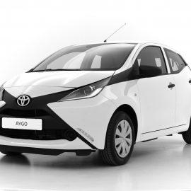 Toyota Aygo | Short Lease 1.0 Vvt-I