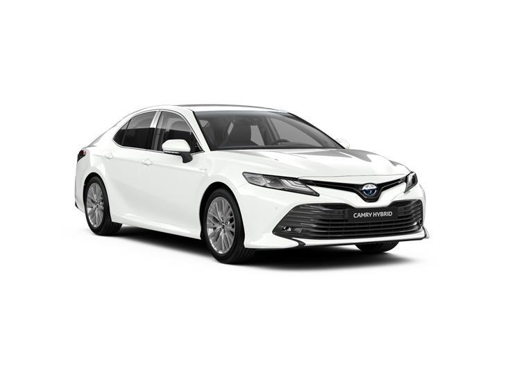 Toyota Camry Hybrid Premium