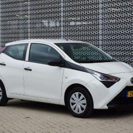 Toyota Aygo 1.0vvti x-fun 53kW AIRCO+BLUETOOTH (ZV-121-S)