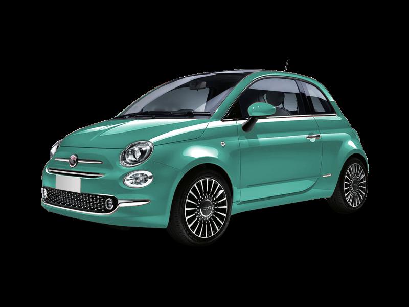 Fiat 500 1.0 hev lounge 51kW