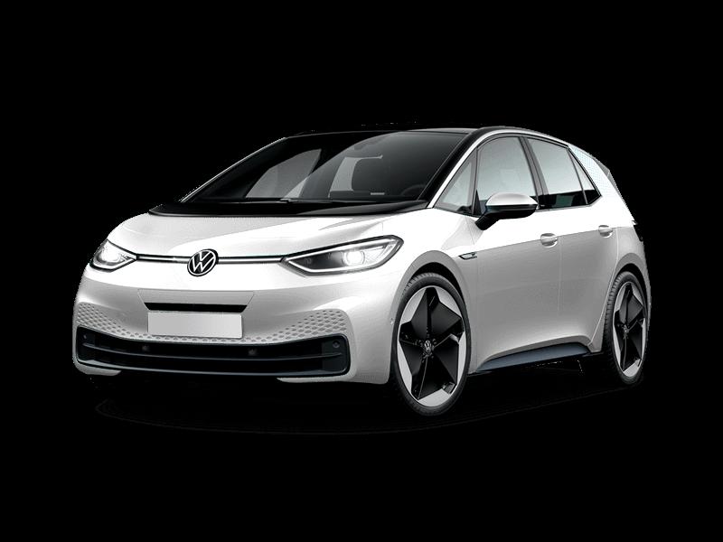 Volkswagen ID.3 58kWh ev 1st plus 150kW aut