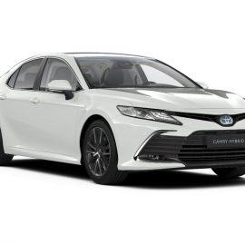 Camry Hybrid Premium - Hoogwaardig en comfortabel
