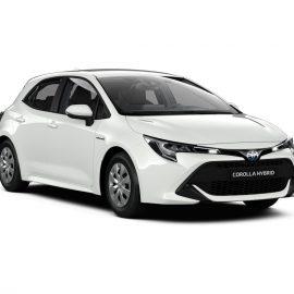Corolla Hatchback 1.8 Hybrid Comfort - Dynamisch en veel rijplezier