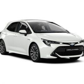 Corolla Hatchback 2.0 Hybrid Dynamic - Dynamisch en veel rijplezier