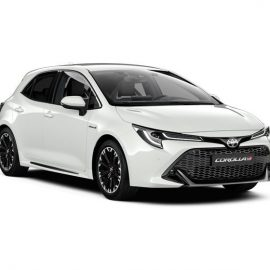 Corolla Hatchback 2.0 Hybrid GR-Sport - Dynamisch en veel rijplezier