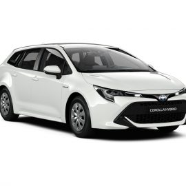 Corolla Touring Sports 1.8 Hybrid Comfort - Veelzijdig en veel ruimte