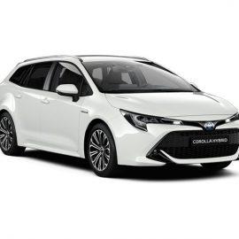 Corolla Touring Sports 1.8 Hybrid Dynamic - Veelzijdig en veel ruimte