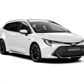 Corolla Touring Sports 2.0 Hybrid GR-Sport - Veelzijdig en veel ruimte