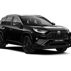 RAV4 Hybrid Black Edition - Krachtig en stijlvol