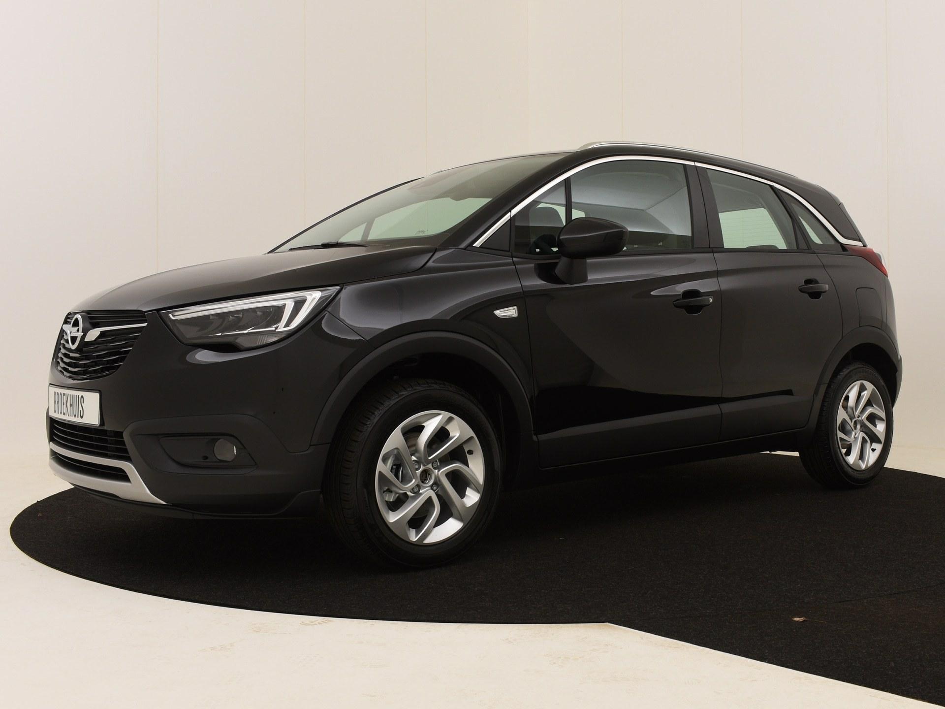 Opel Crossland X 1.2 Turbo 110 Pk Innovation inclusief navigatie
